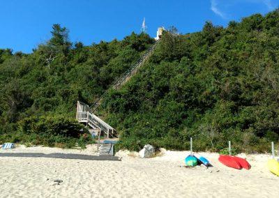 White Cliffs Beach View Far Right