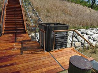 Marine Innovations Residential Hillside Tram